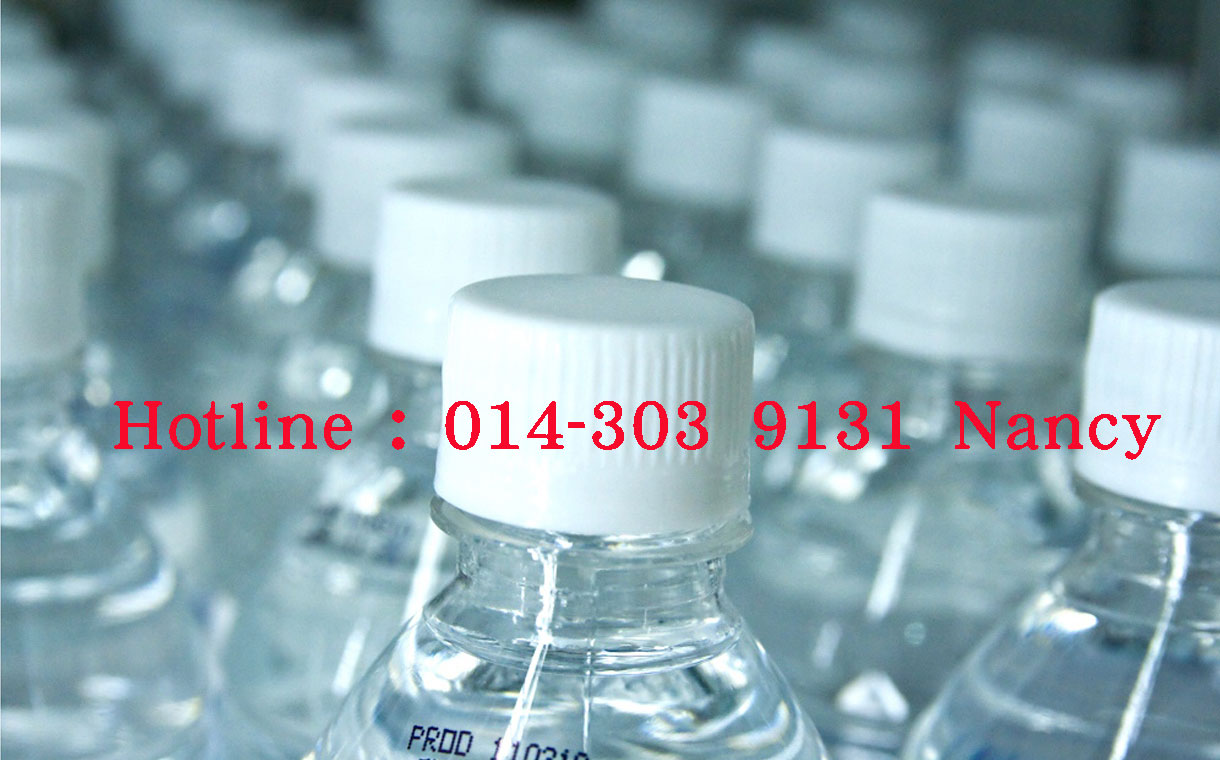 OEM bottled water in malaysia