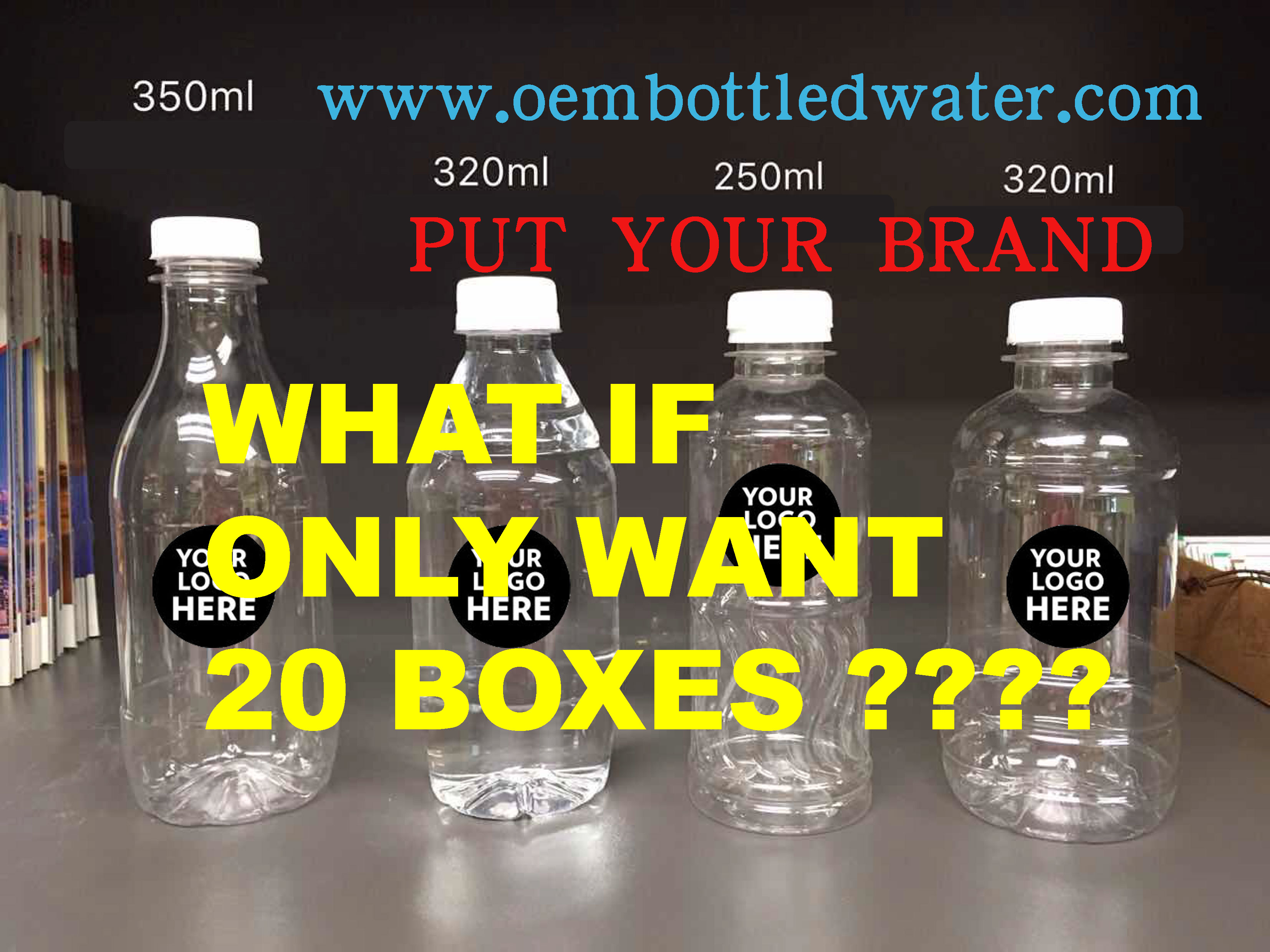 Oem Bottled Water Malaysia Private Label